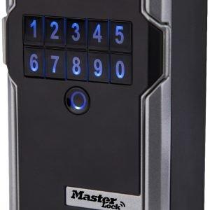 Masterlock Avainsäiliö Numerolukolla /  Bluetooth
