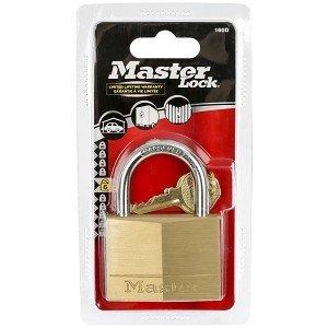 Masterlock Riippulukko Messinki 60 Mm